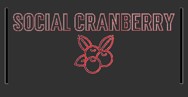 Social Cranberry Logo