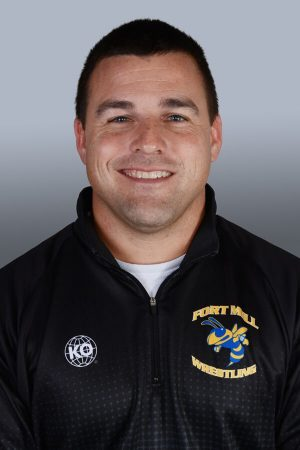 Assistant Coach Adam Marullo